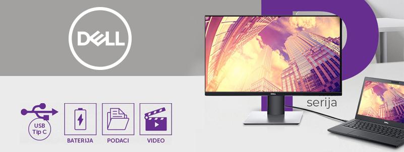 Dell monitori za nov način rada