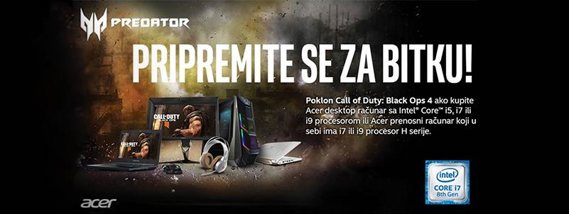 Call of Duty Black OPS 4 na poklon