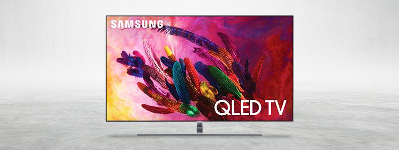 SAMSUNG QLED TV – 5 godina garancije