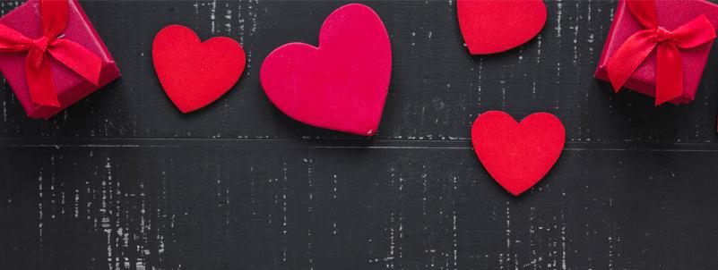 Mladenci, praznik ljubavi i poklona