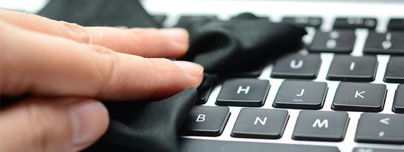 Redovno čistite tastaturu