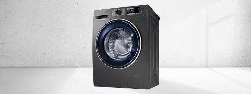 Moćno čišćenje pomoću Samsung veš mašine