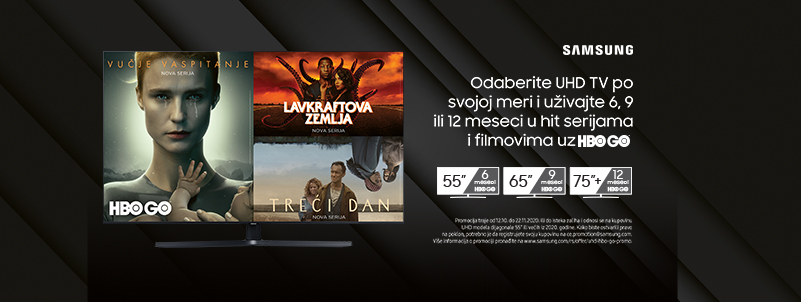 Samsung i HBO GO