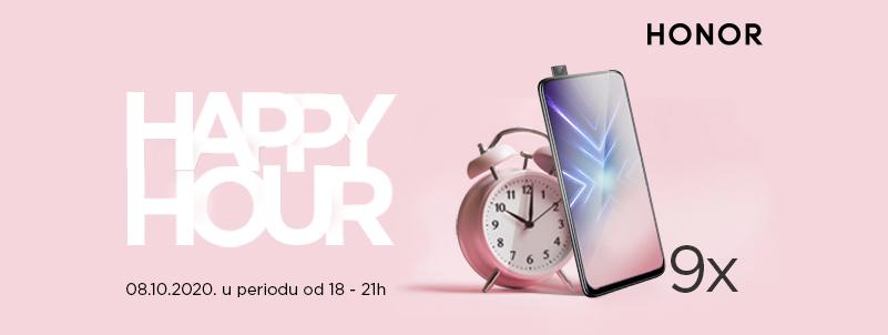 Happy hour 8. oktobra