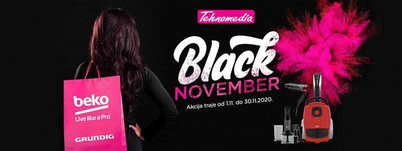 Beko black november