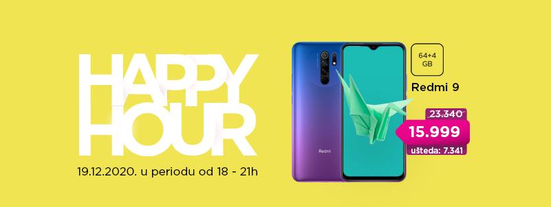 Happy hour, Xiaomi i Tehnomedia