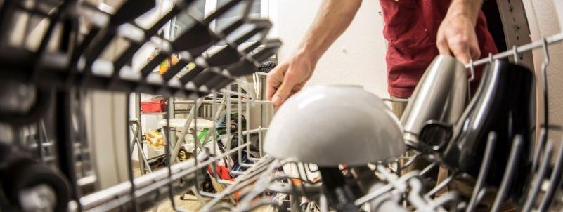 Pametno punjenje mašine za suđe