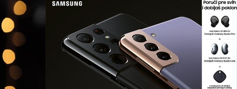 Samsung i dva poklona